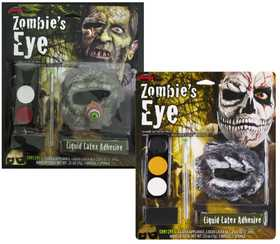 Fun World 9501 Zombie's Eye F/X Makeup Kit
