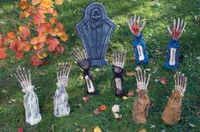Fun World 91035 Horror Arms Grave Breakers