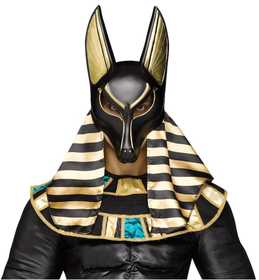 Fun World 93342 Anubis Mask