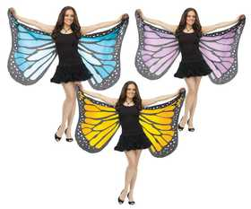 Fun World 90563 Soft Butterfly Wings - Adult