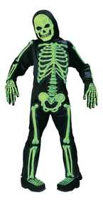 Fun World 8736/38 Skelebones Green