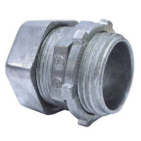 Sigma Electric/Gampak 49251 3/4-Inch Compression Connector