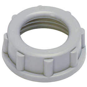 SIGMA ELECTRIC/GAMPAK 49324 1-1/4 in Plastic Bushing - 1/Bag