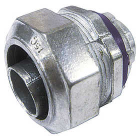 SIGMA ELECTRIC/GAMPAK 49430 1/2 in Straight Liquid Tight Connector