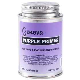 Genova 13115 Purple Primer Nsf Listed Pt