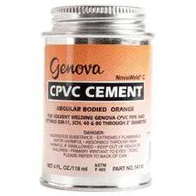 Genova 14115 Cpvc Cement Pint