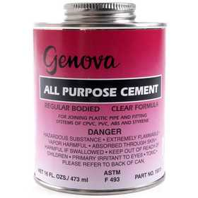 Genova 15015 All Purpose Cement Pint