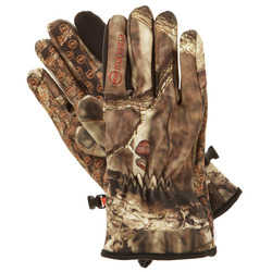 Manzella Products H165 White Tail St Bow Gloves For Men
