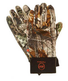 Manzella Products H145M Ranger Touchtip Hunting Gloves Realtree Xtra M/L
