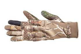 Manzella Products H141M-RX1 Coyote Hunting Gloves For Men Realtree Xtra Xl