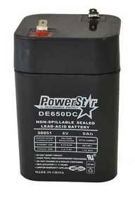 American Hunter DE-30045 Rechargeable Lantern Battery Hr 6v