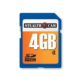 Stealth Cam STC-4GB Stealth Cam 4gb Sd Card