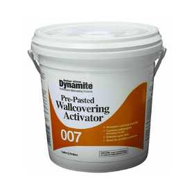 Gardner-Gibson 7007-3-20 Prepasted Wallcovering Activator Gal