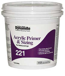 Gardner-Gibson 7221-3-20 Dynamite Acrylic Primer & Sizing For Wallcoverings Gal