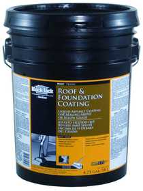 Gardner-Gibson 6190-9-30 Roof & Foundation Coating 4.75 Gal