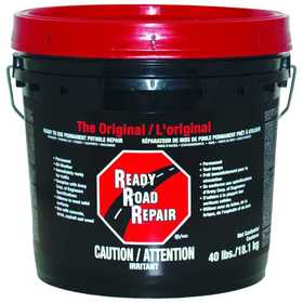 Gardner-Gibson 6430-9-27 Ready Road Repair Pothole Patch 3.5 Gal