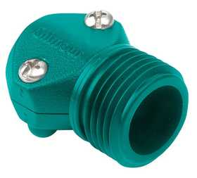 Gilmour 05M 1/2-Inch Polymer Male Hose Coupling