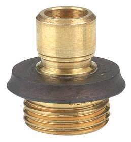 Gilmour 09QCM Quick Coupler Male Brass