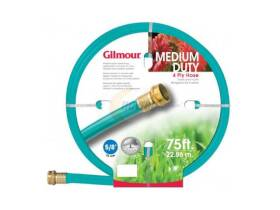 Gilmour 15-58075 Outdoor Hose 5/8x75 ft 4ply Reinforced
