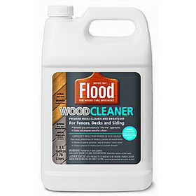 Flood FLD28 Wood Cleaner Gallon