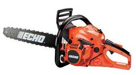 Echo CS-490-18 50.22 Cc Rear Handle 18 in Bar Chain Saw
