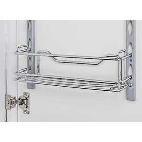 HARDWARE RESOURCES DMT3-PC-R Door Mount Tray 3 in X 3 in X 11 in