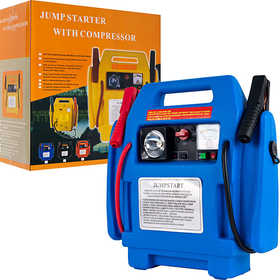 Hawk Tools TA5230-YT Jump Start W/Compressor