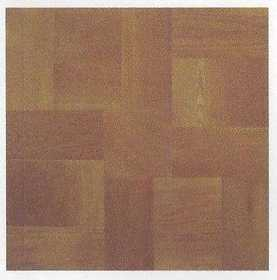 Heart Of America 52866 Decora 12x12 Nutmeg Vinyl Tile