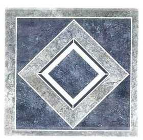 Heart Of America H-662 ULTRA Ultrashine 12x12 Blue Diamond Vinyl Tile Individual Tile