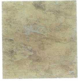 Heart Of America CL1701EVERSHINE Evershine 12x12 Rustic Tan/Beige Vinyl Tile Individual Tile