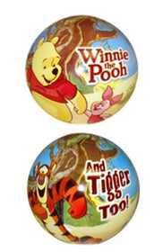 Hedstrom 54-8524 Ball 10 in Winnie The Pooh
