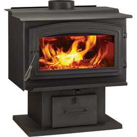 Hearth & Home Technologies WS-TS-2000 WoodPro Wood Stove - 90,000 Btu, EPA-Certified, Model# Ws-Ts-2000