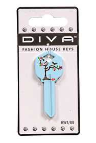 Hillman 87030 Diva - Bird In A Tree Key