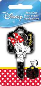 Hillman 87651 Minnie Mouse Key - Sc1