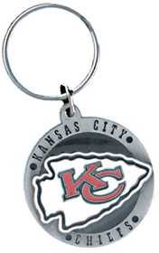 Hillman 710877 Kansas City Chiefs Key Chain