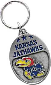 Hillman 711197 University Of Kansas Key Chain