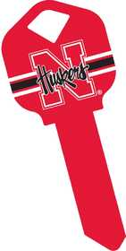 Hillman 89854 University Of Nebraska Key