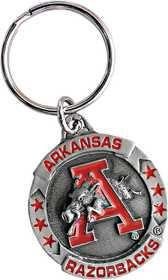 Hillman 711162 University Of Arkansas Key Chain