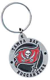 Hillman 710873 Tampa Bay Buccaneers Key Chain