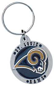 Hillman 710889 St. Louis Rams Key Chain