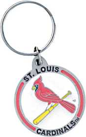 Hillman 711235 St. Louis Cardinals Key Chain