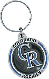 Hillman 711252 Colorado Rockies Key Chain