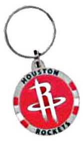 Hillman 711443 Houston Rockets Key Chain