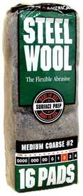 Homax Group 106605-06 Steel Wool #2 Paint And Varnish Remover