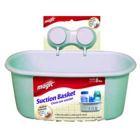 Homax 1691 Magic Shower Basket