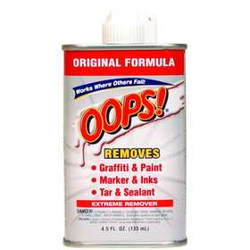 Homax 710755 Oops! Remover 4.5 oz