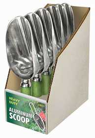 Howard Berger LG3031 Deluxe Large Capacity Aluminum Scoop