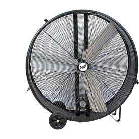 Comfort Zone CZMC42 Fan Drum Industrial 42 in