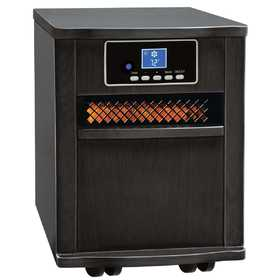 Comfort Zone CZ2011B 20 in Quartz Infrared Heater