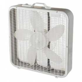 Comfort Zone CZ200U 20-Inch 3 Speed Comfort Zone Box Fan